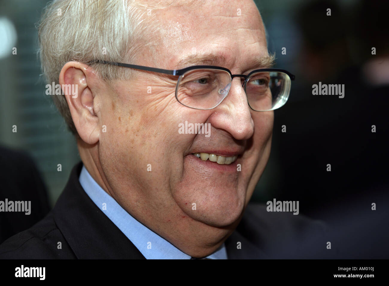 Rainer Bruederle, chairman of the liberal democrat party (FDP) - Stock Image