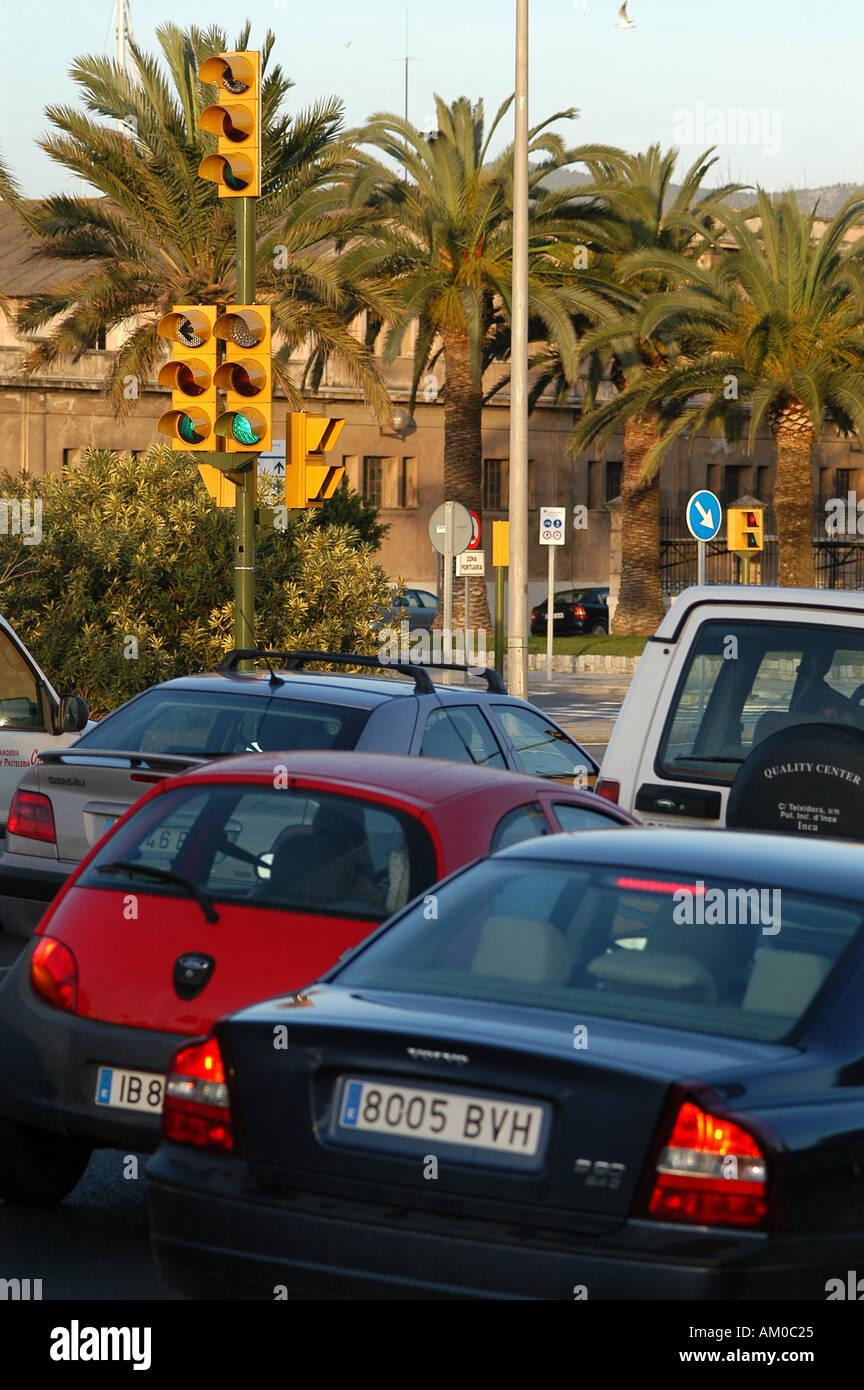 Passeig Maritim Palma De Mallorca Stock Photos Passeig Maritim