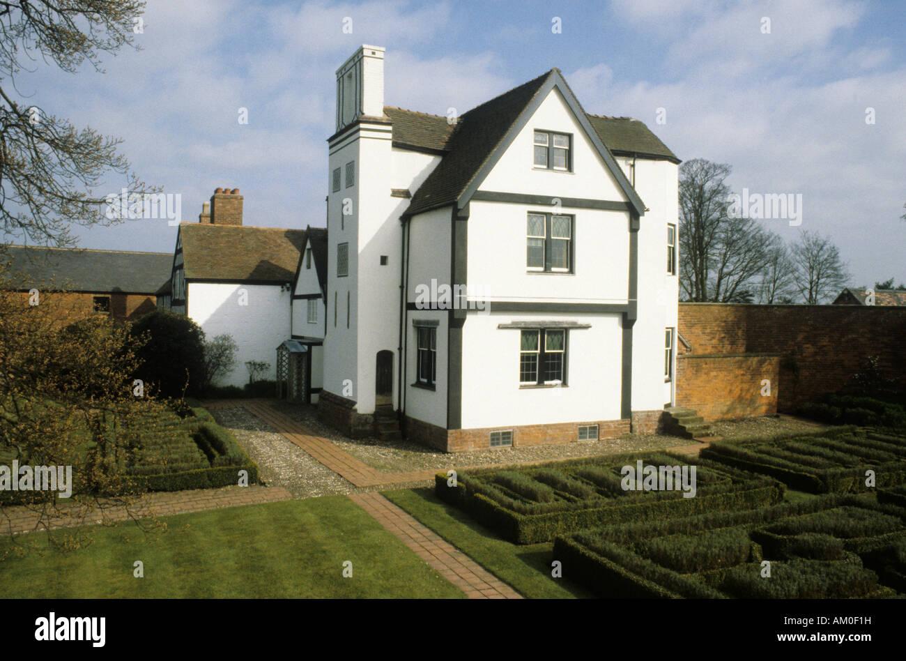 Boscobel House Shropshire - Stock Image