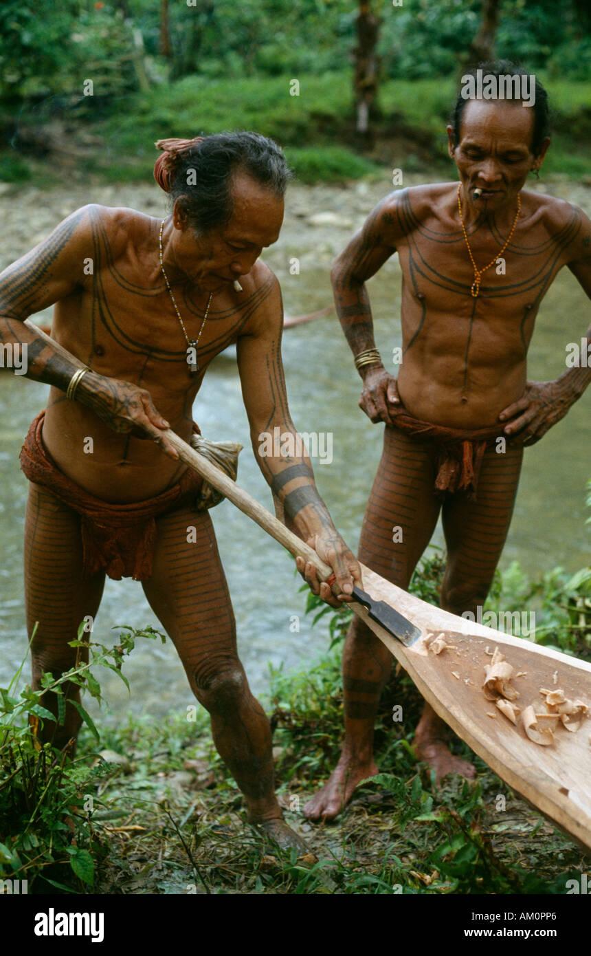 INDONESIA Sumatra Siberut Island - Stock Image
