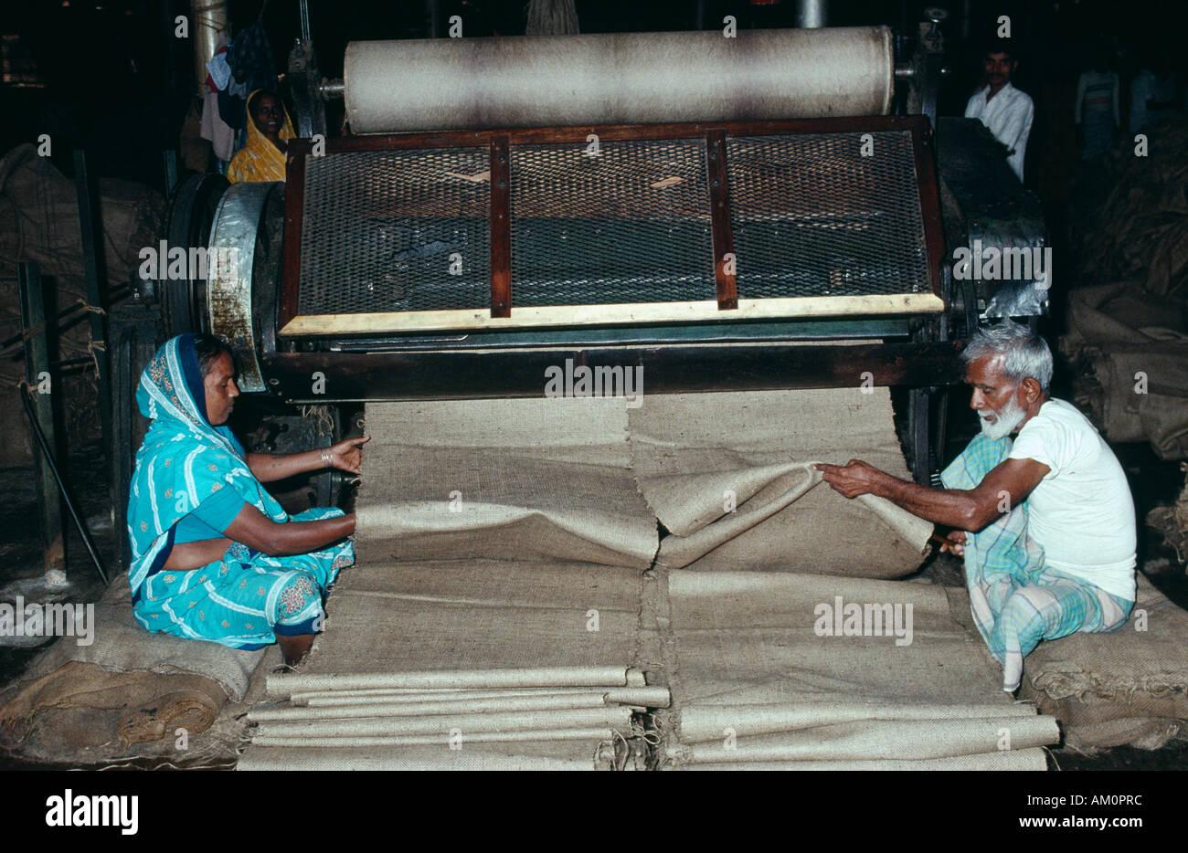 INDIA West Bengal Calcutta - Stock Image
