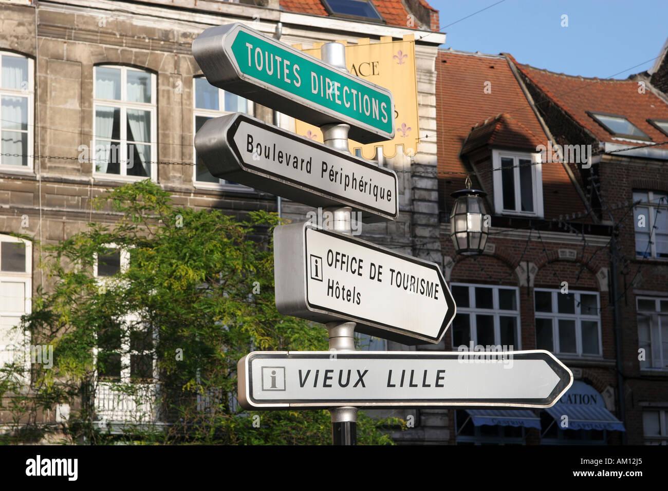 Lille Tourist Office Stock Photos Lille Tourist Office Stock