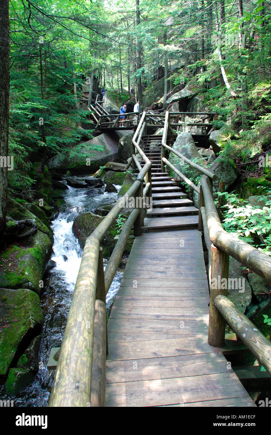 Lost River Gorge North Woodstock New Hampshire Stock Photo ... | 866 x 1390 jpeg 335kB