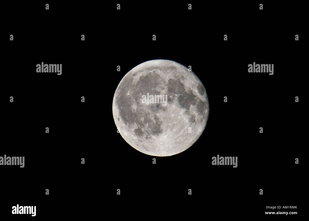 Moon. - Stock Image