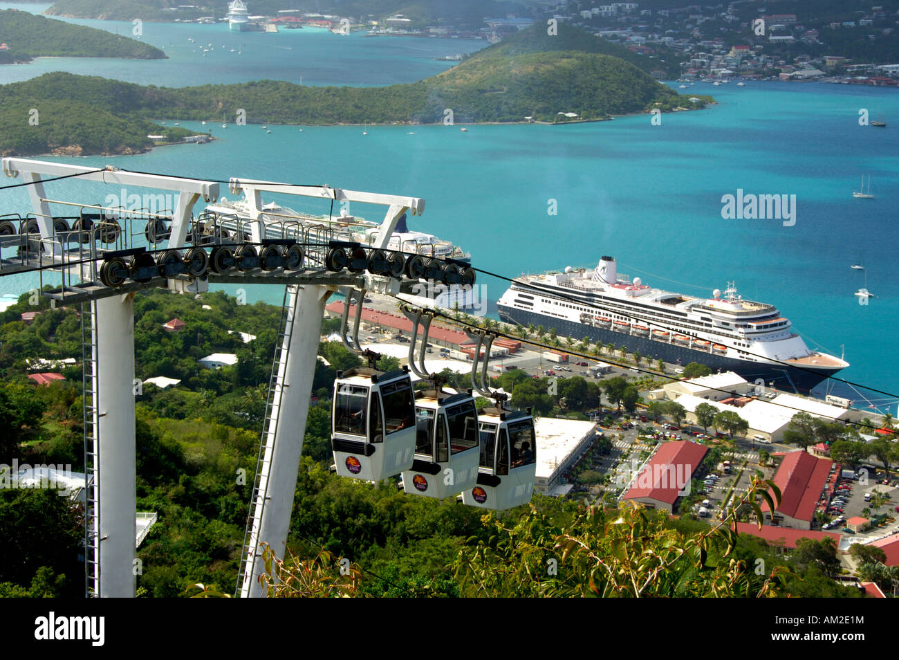 The Island Of St Thomas Weather