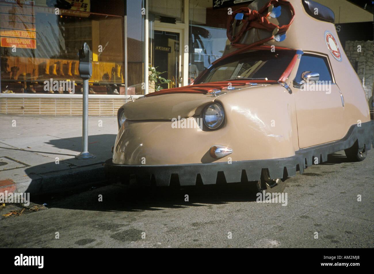 A Honda Shoe Car In Los Angeles CA