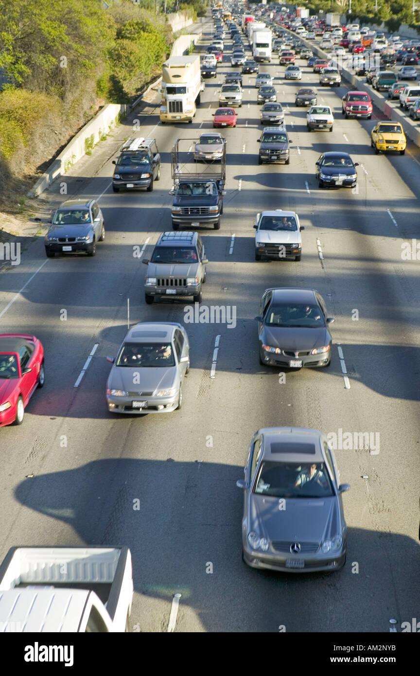 405 Freeway Los Angeles California Stock Photos Amp 405