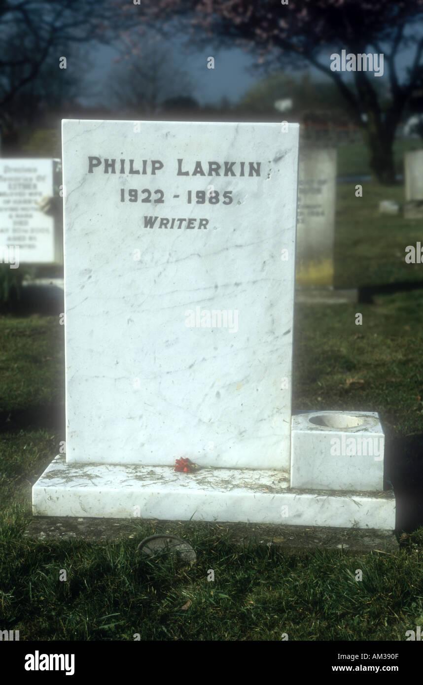 at grass philip larkin