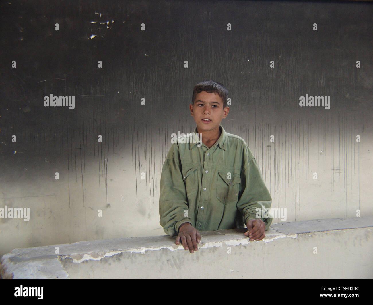Baghdad - Stock Image