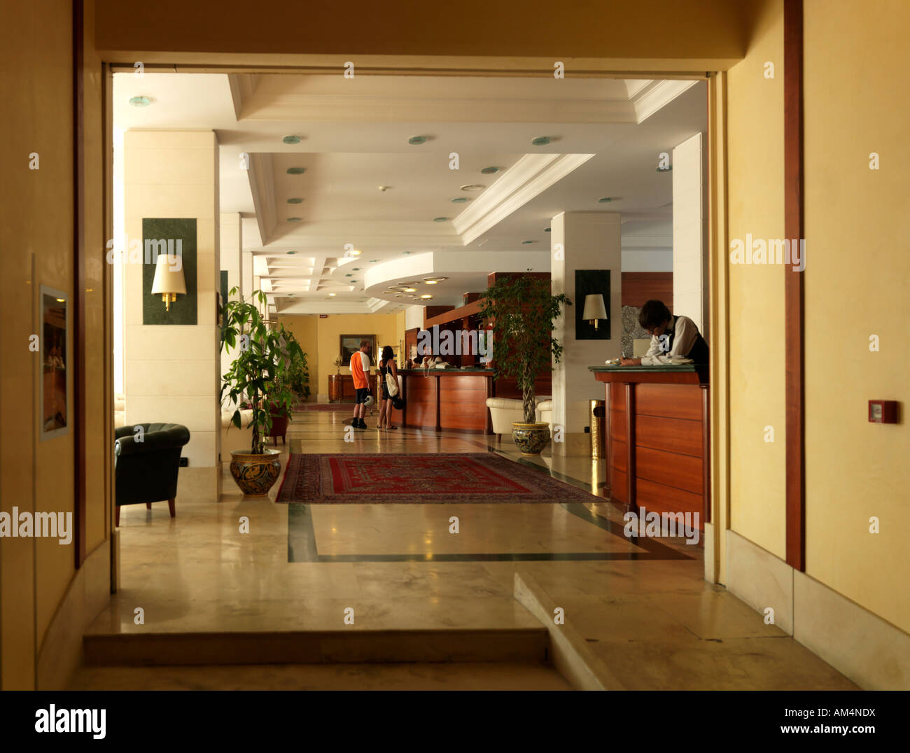 Foyer Hotel : Hotel foyer stock photos & images alamy