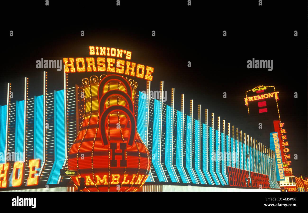 the horseshoe casino las vegas