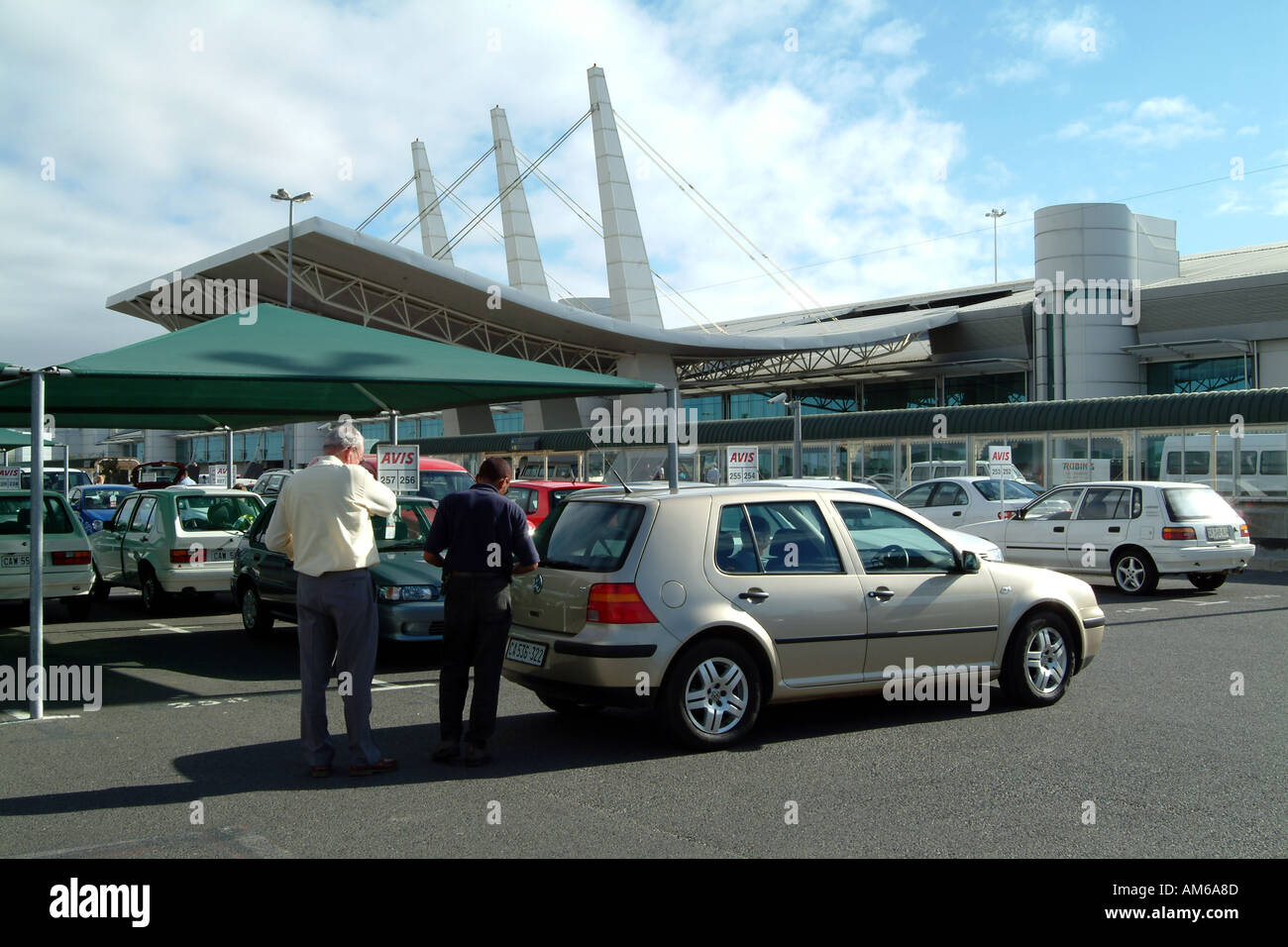 Cape Town International Airport South Africa Rsa Car Hire Collection