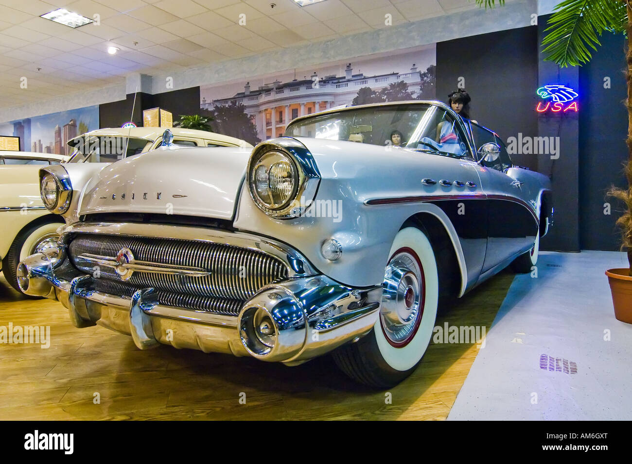 buick country series60 coupe - 1957 stock photo: 15165119 - alamy