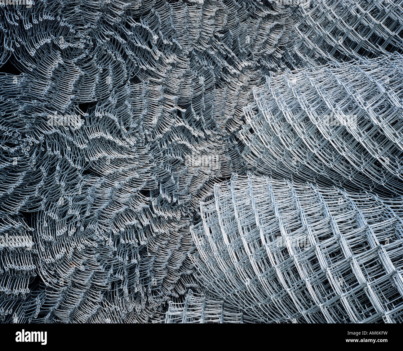 Rolled Wire Mesh Stock Photos & Rolled Wire Mesh Stock Images - Alamy