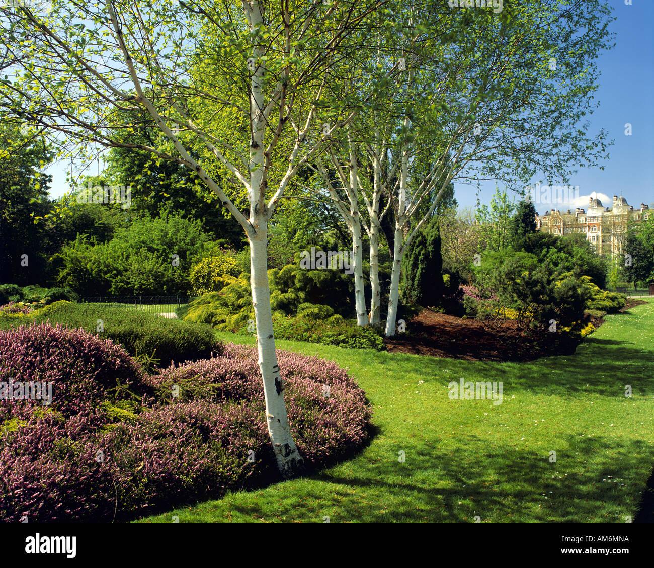 GB - LONDON:  Regent's Park Stock Photo