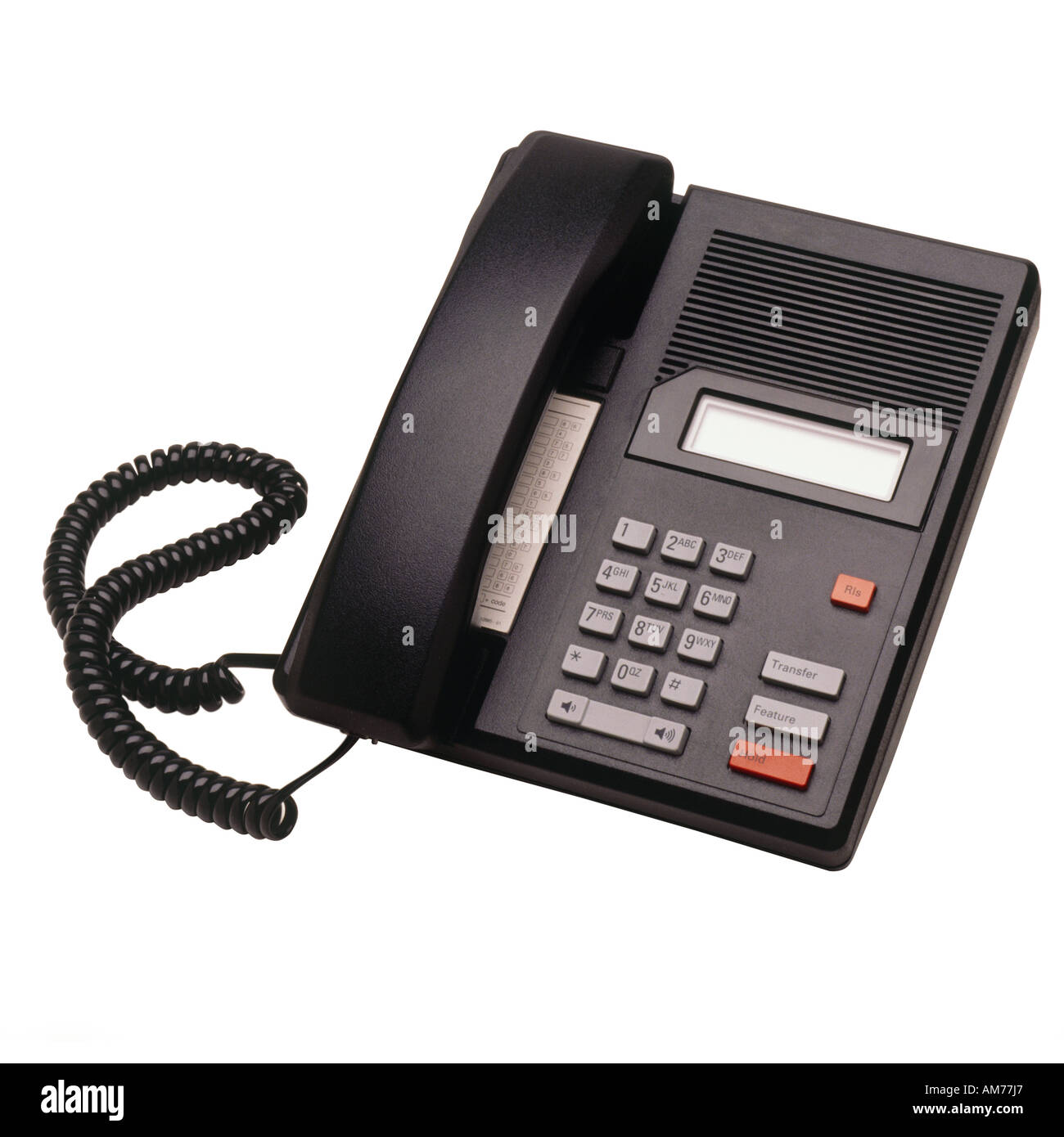 A telephone - Stock Image