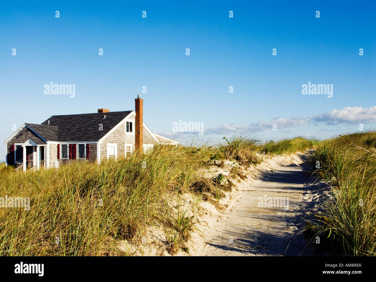 Awe Inspiring Beach Cottage And Dune Grass Yarmouth Cape Cod Ma Stock Download Free Architecture Designs Momecebritishbridgeorg