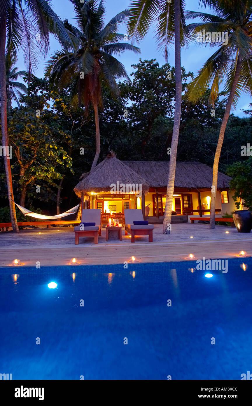 Yasawa Island Resort Fiji Islands Stock Photo 4958923 Alamy