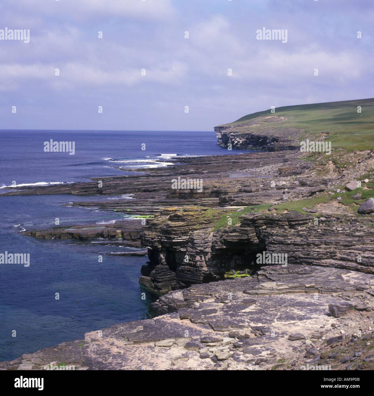 Rousay Orkney Scotland - Stock Image