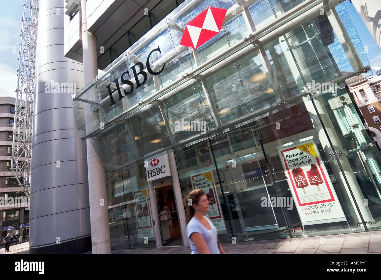Hsbc Bank Branch Stock Photos & Hsbc Bank Branch Stock ...