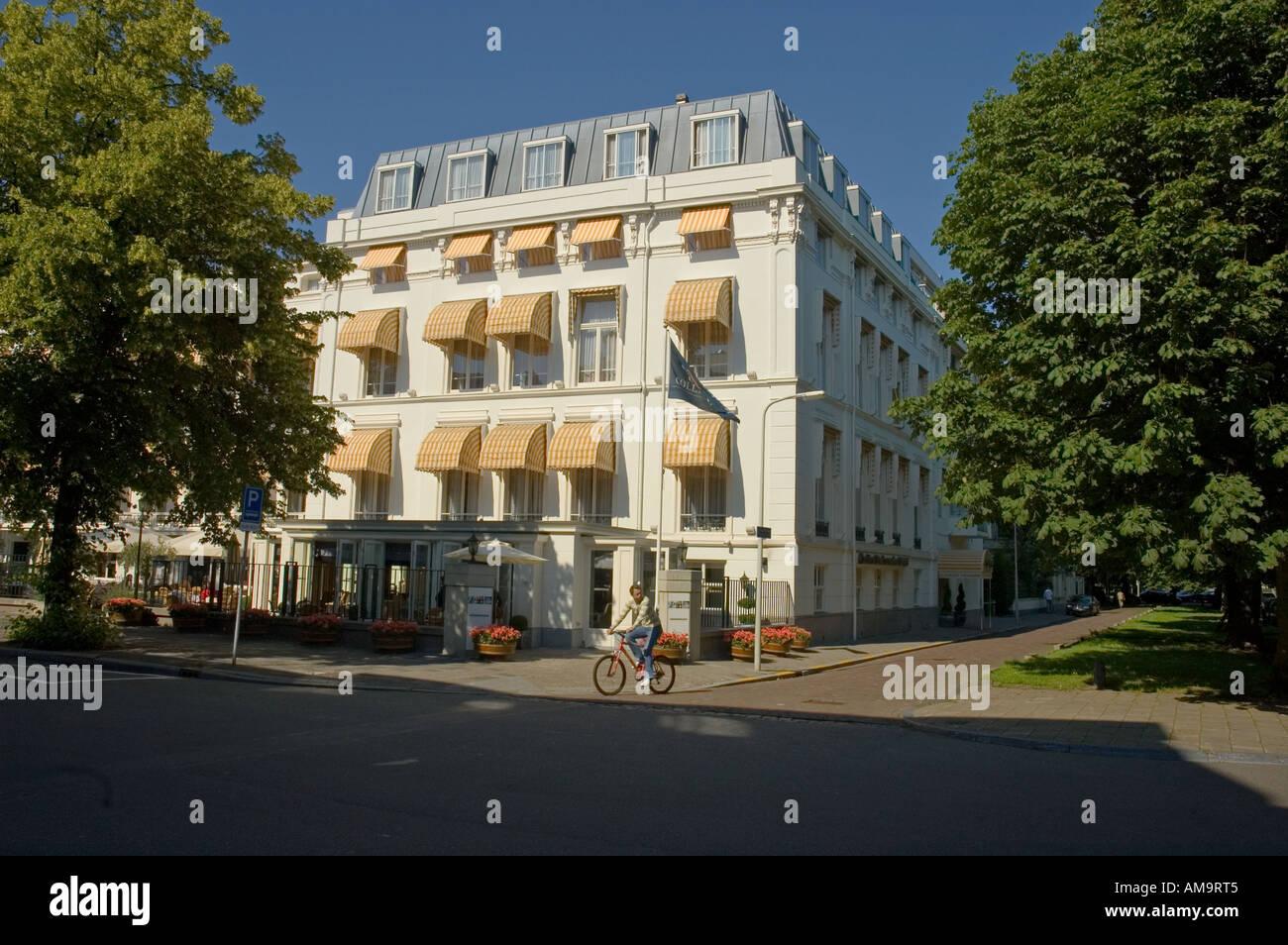 Carlton Ambassador Hotel, Den Haag, Netherlands - Stock Image