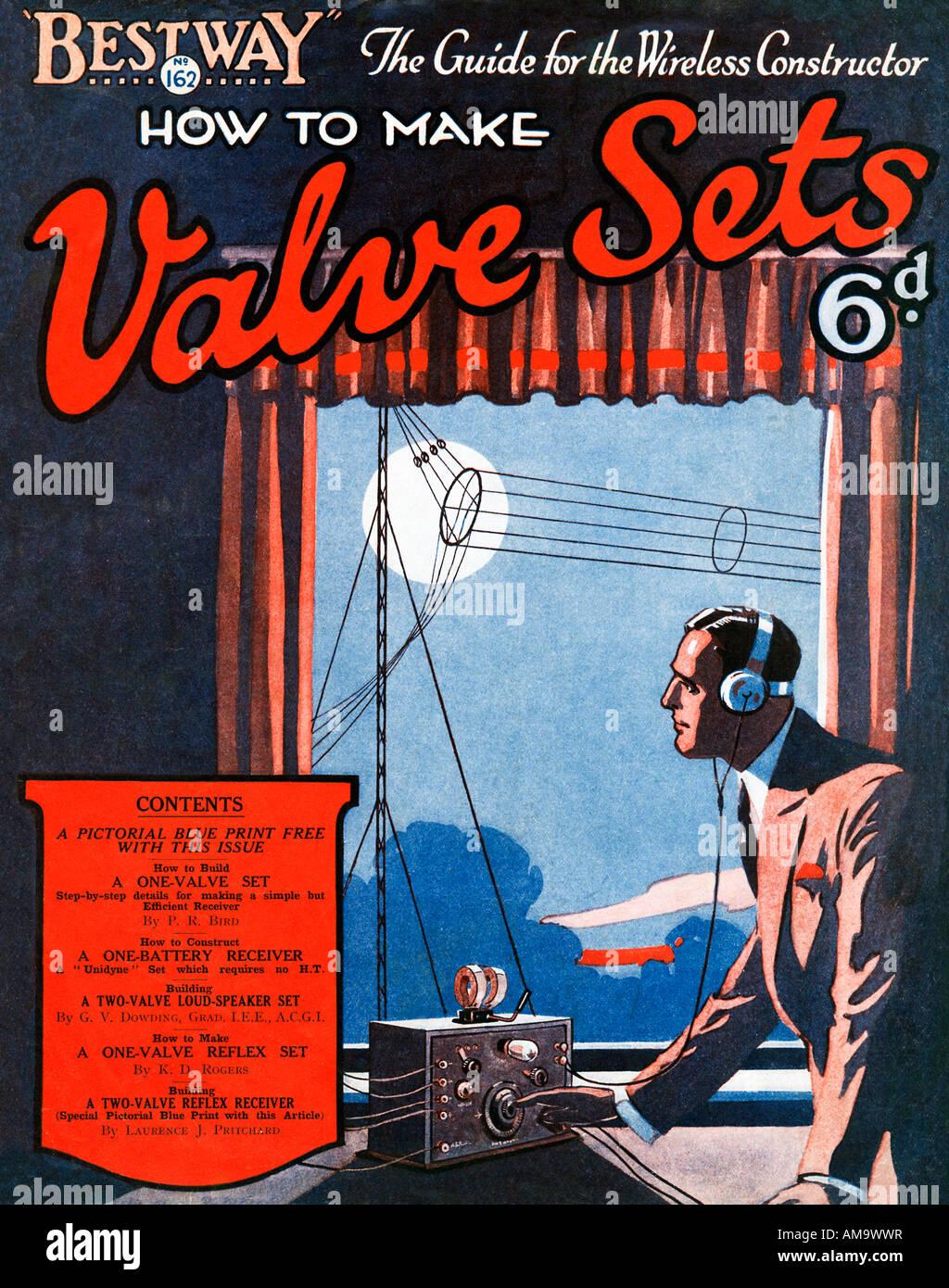 Valve Radio Stock Photos & Valve Radio Stock Images - Alamy