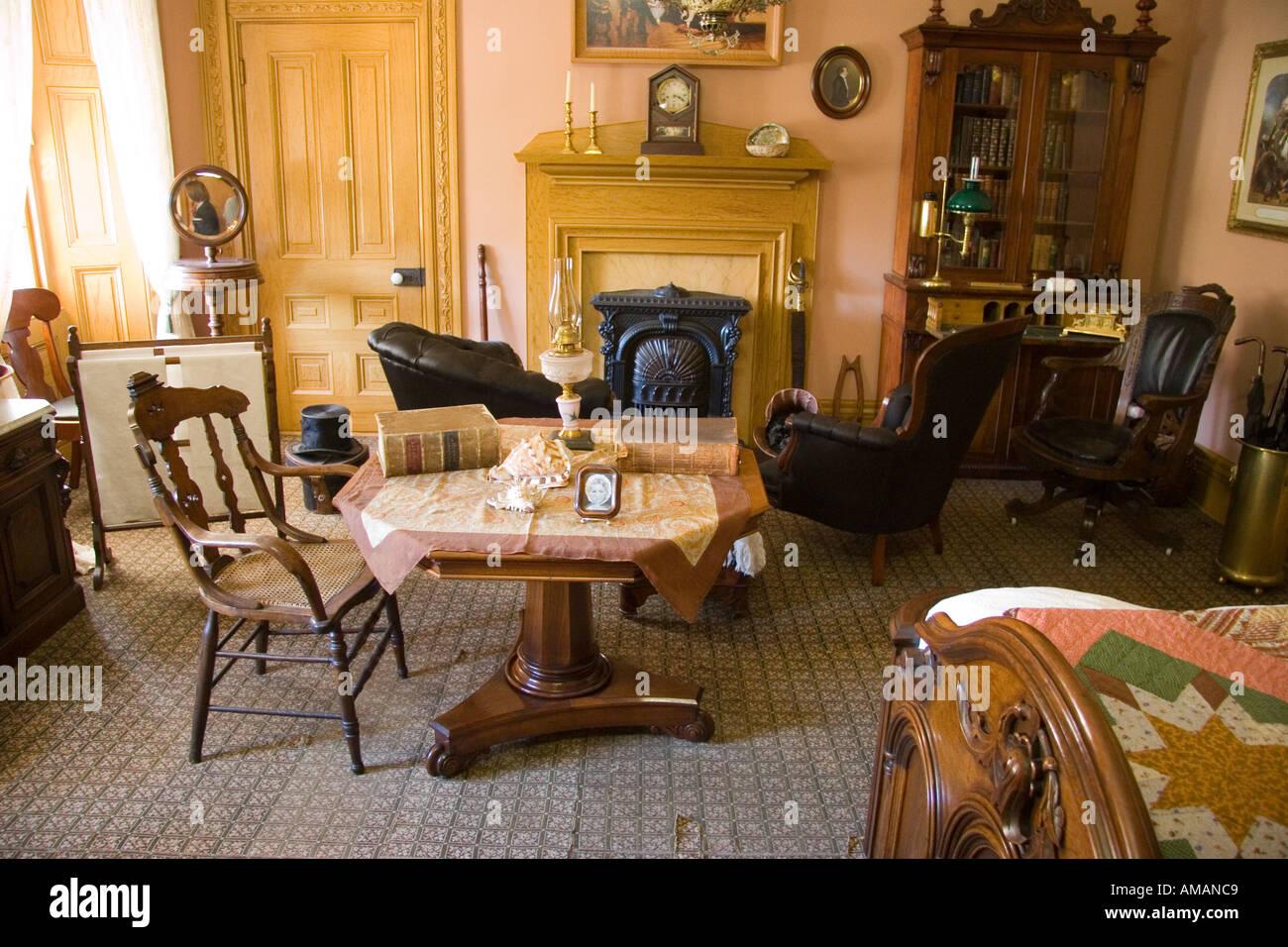 Brigham Young Home Interior Salt Lake City Utah