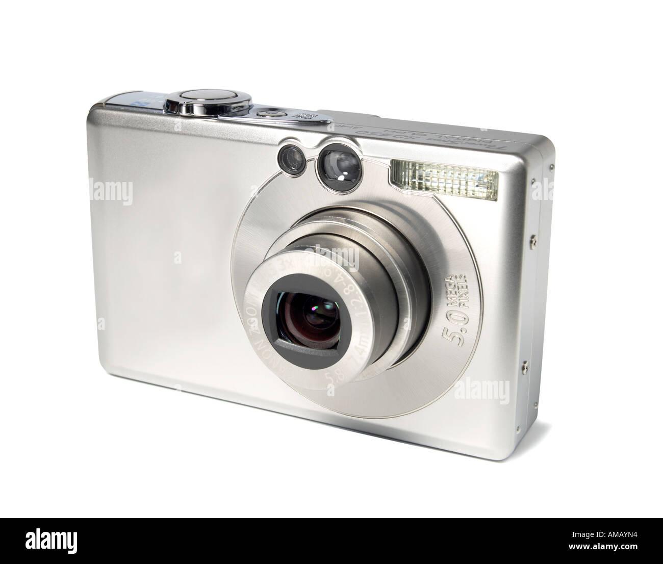 Digital camera - Stock Image