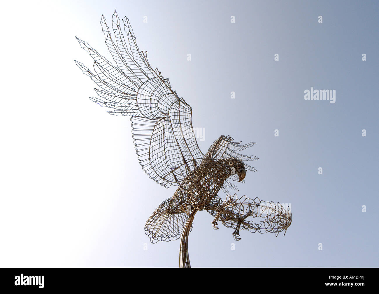 Wire Sculpture Stock Photos & Wire Sculpture Stock Images - Alamy