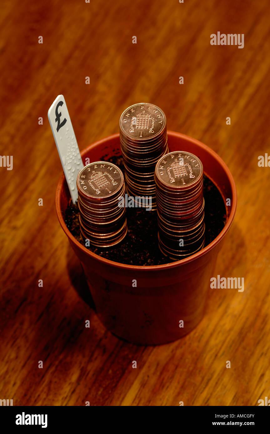 Money Pot Stock Photos & Money Pot Stock Images - Alamy