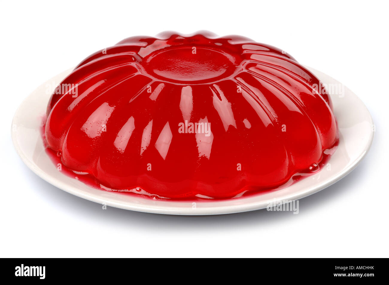 Red Jelly Cake