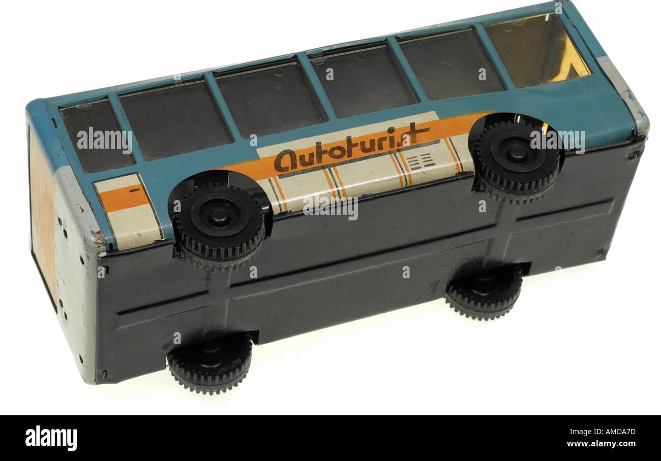autobus, toy Stock Photo