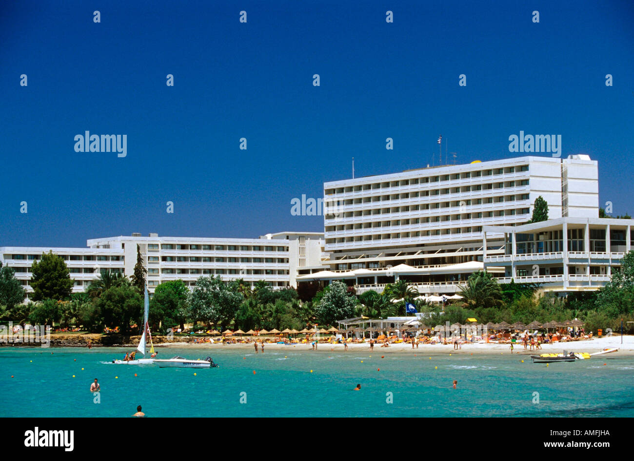 Hotel Sani Beach Club Chalkidiki