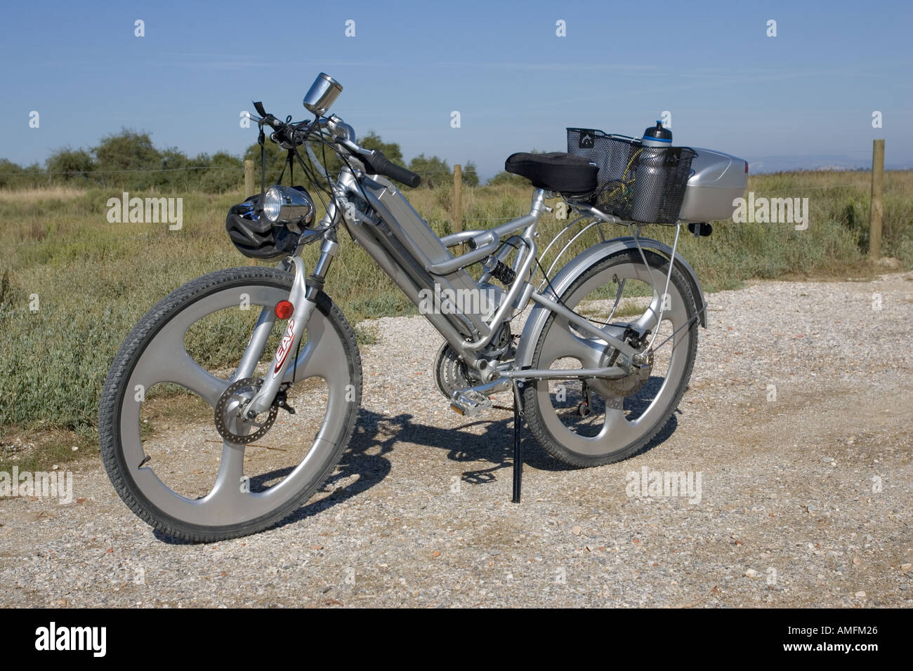 Electric Bicycle Stock Photos Amp Electric Bicycle Stock