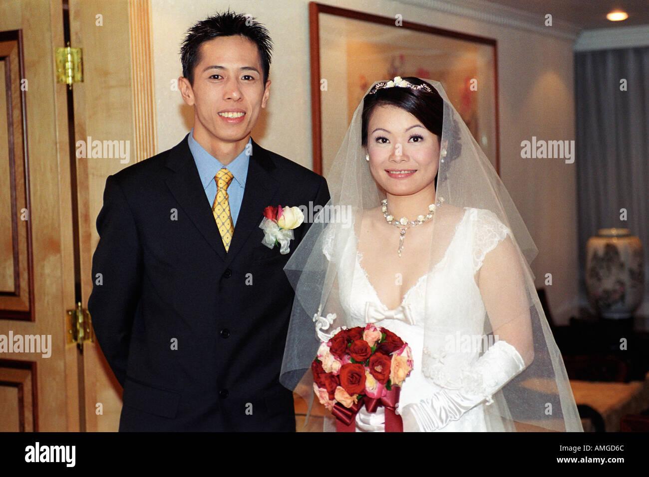 Chinese asian wedding