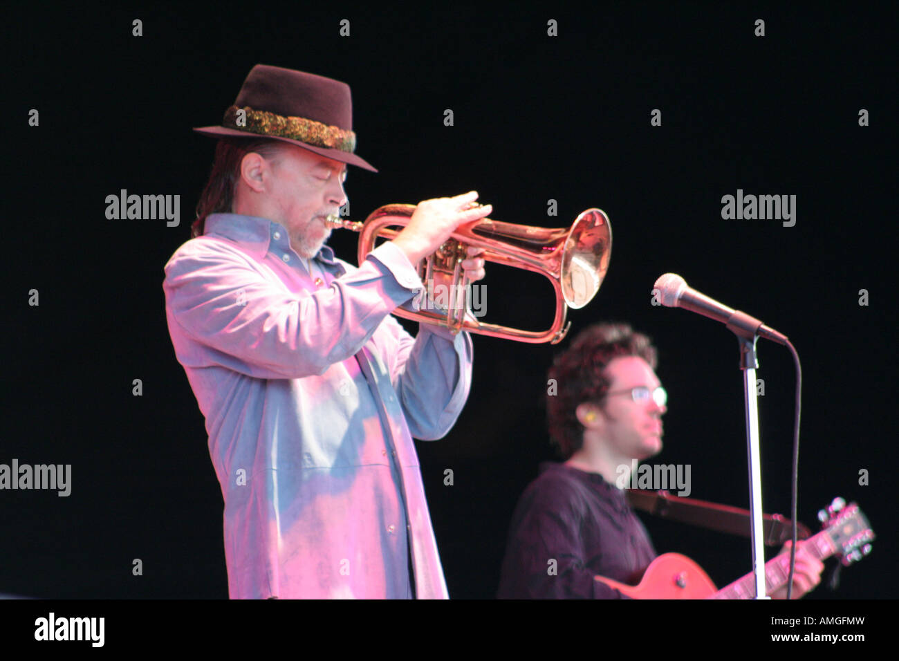 Chuck Mangione Stock Photos & Chuck Mangione Stock Images - Alamy