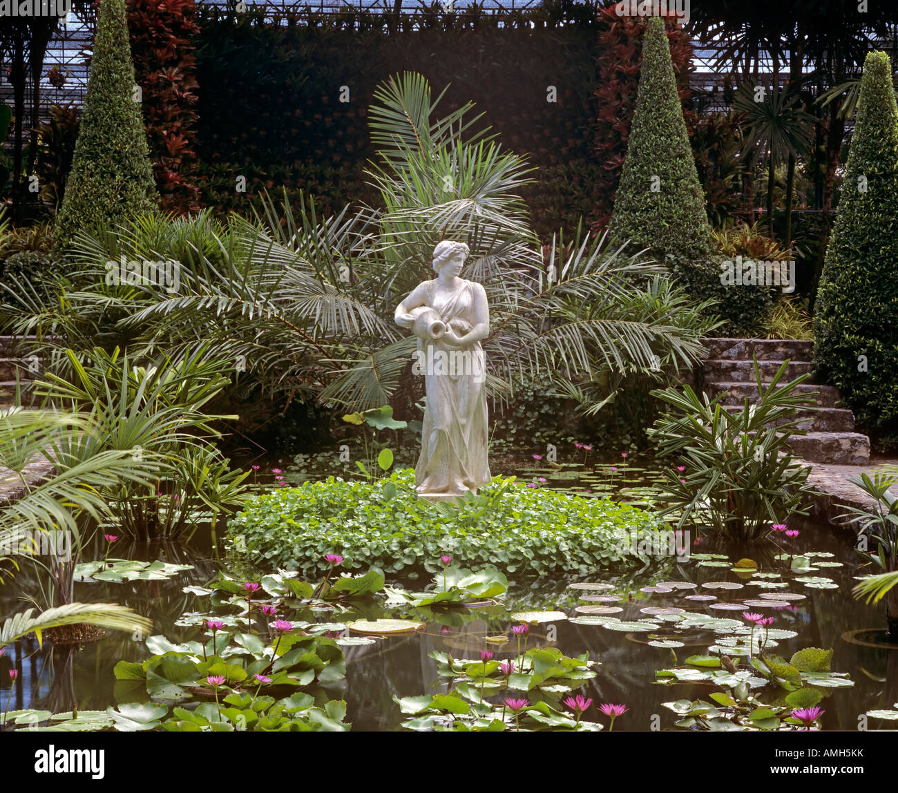 Rose Garden centre Bangkok Thailand Stock Photo: 15264822 - Alamy