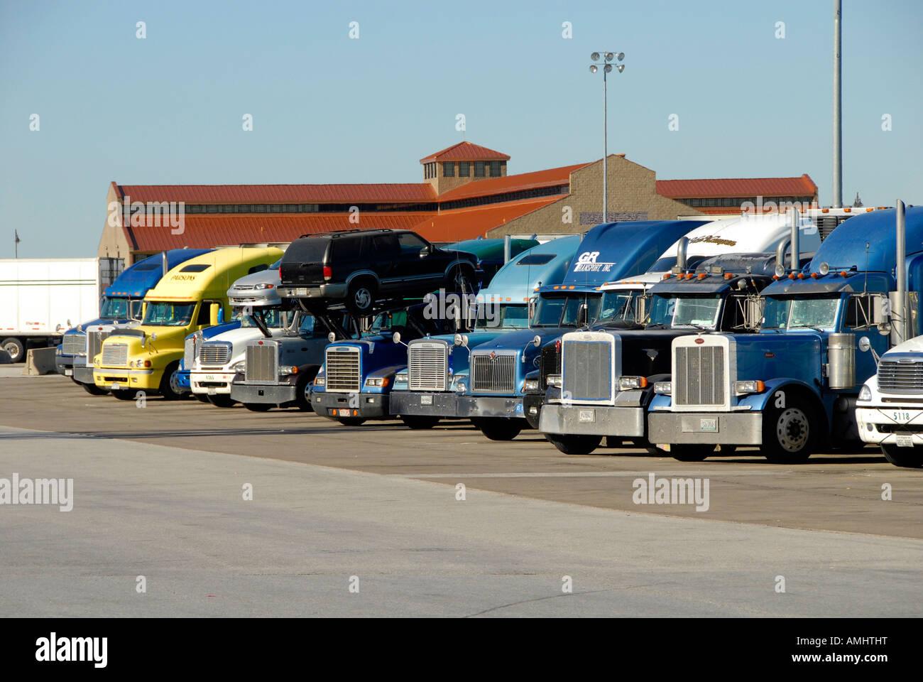 Interstate Oasis Stock Photos Amp Interstate Oasis Stock