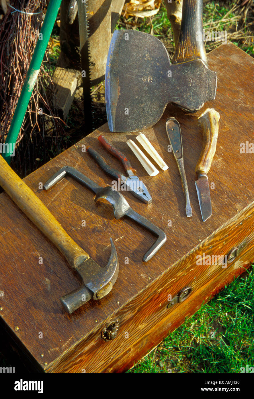 Besom Brooms Stock Photos & Besom Brooms Stock Images - Alamy