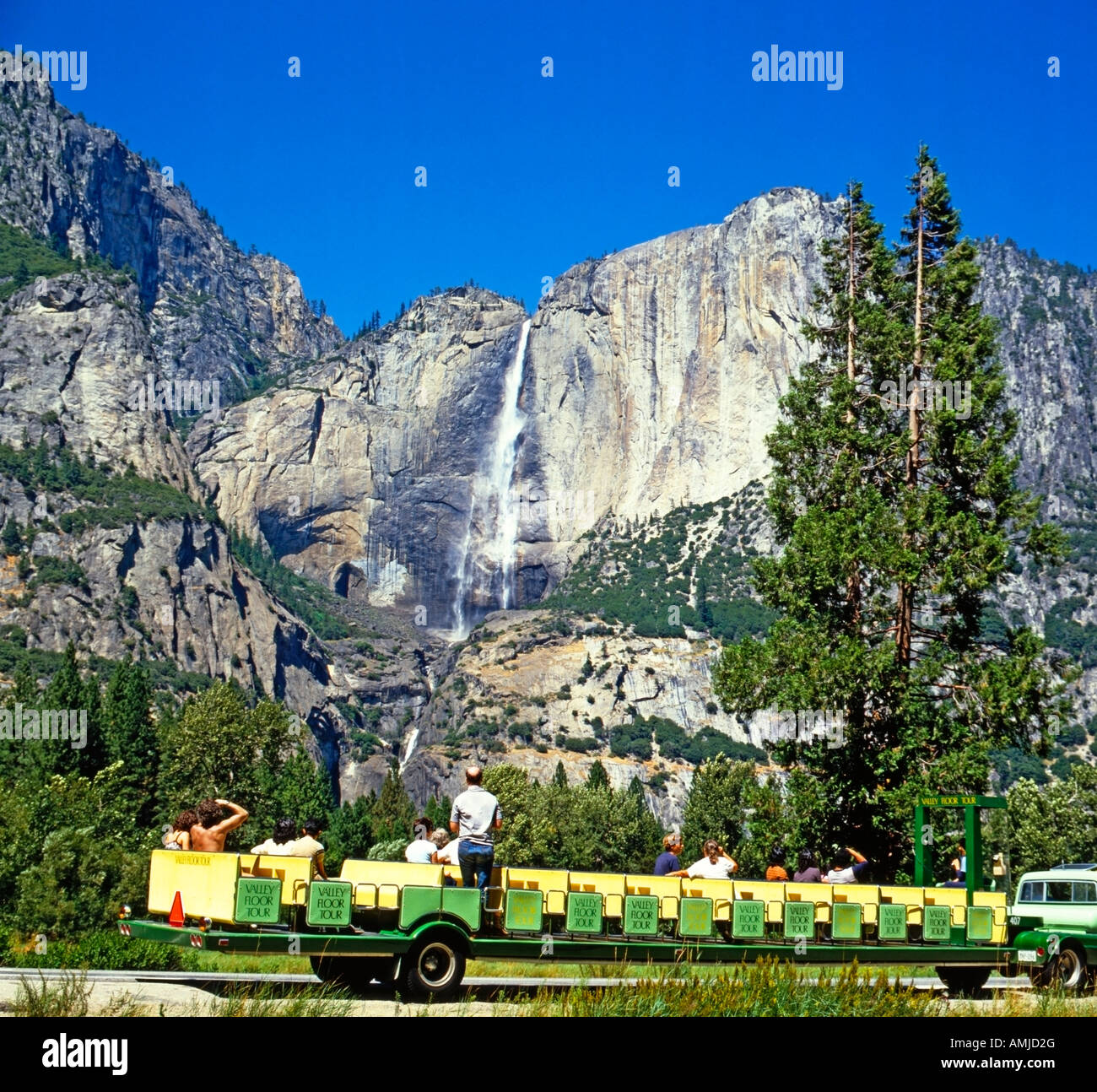 Yosemite Valley Floor Tour: Brial Stock Photos & Brial Stock Images