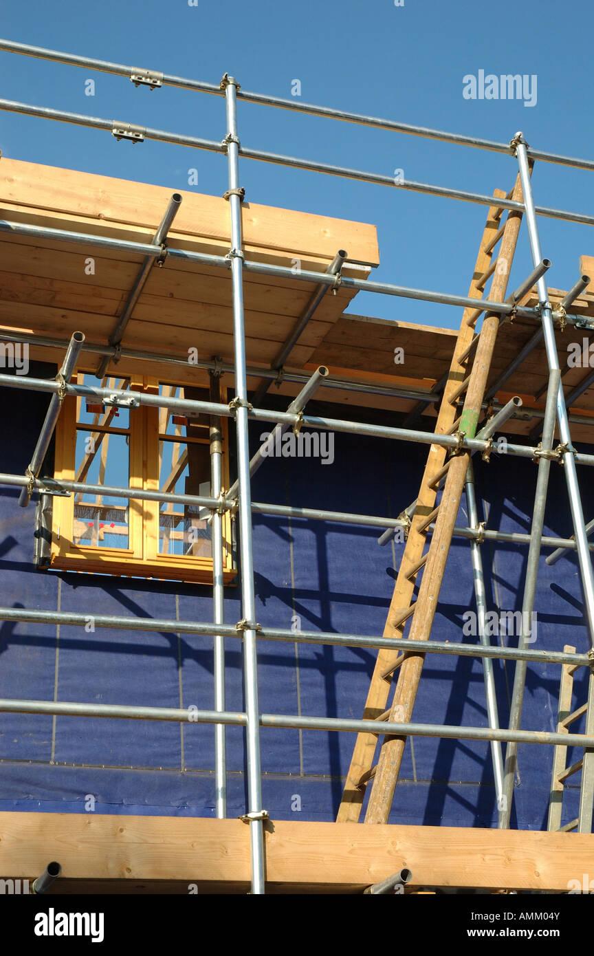 Timber Frame Construction Uk Stock Photos Amp Timber Frame