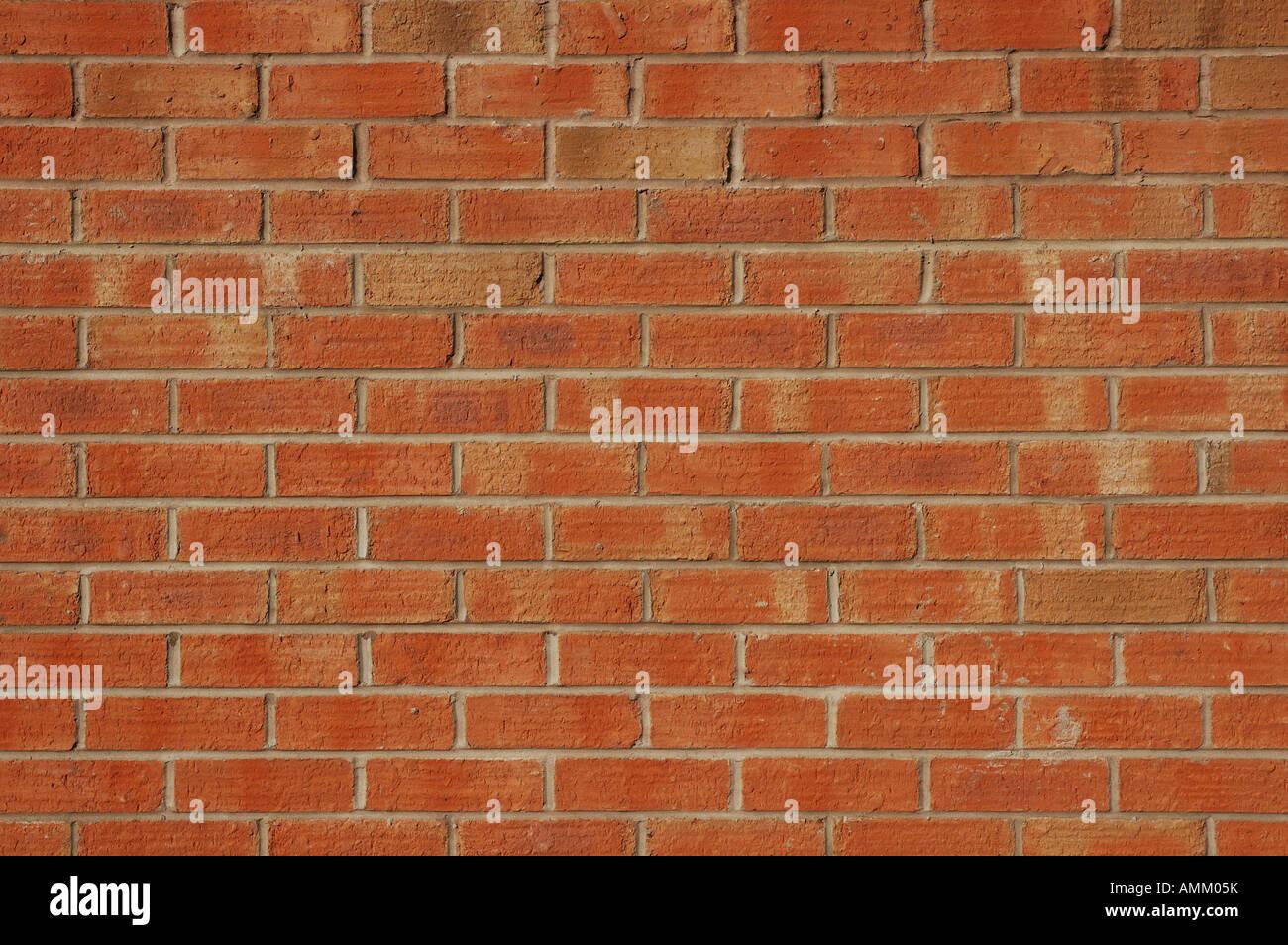 brickwork, England, UK - Stock Image