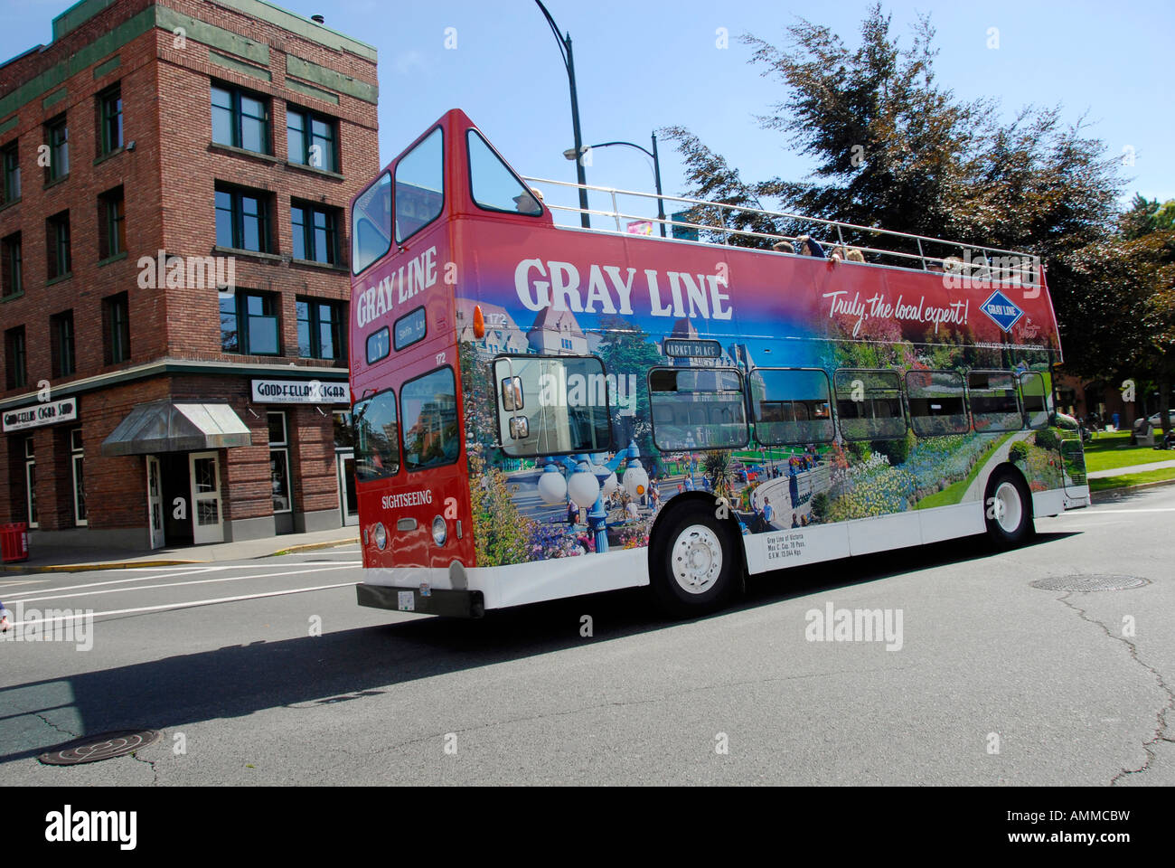 Grayline Bus Tours Victoria Bc