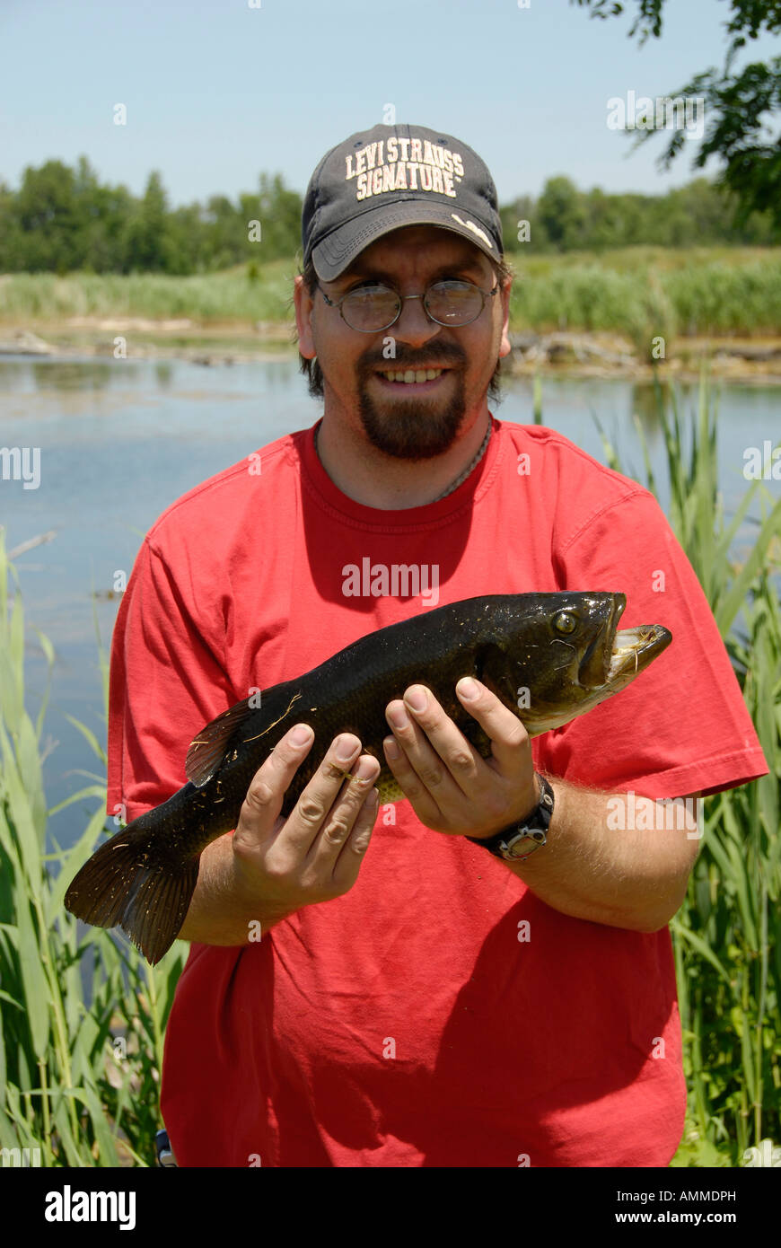 Large Mouth Bass Stock Photos & Large Mouth Bass Stock Images - Alamy