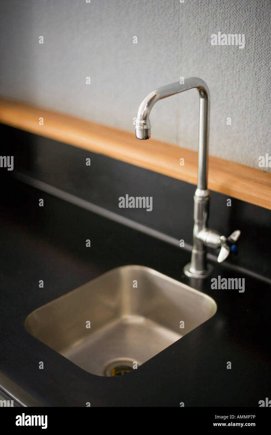 Faucet Laboratory Sink Stock Photos & Faucet Laboratory Sink Stock ...