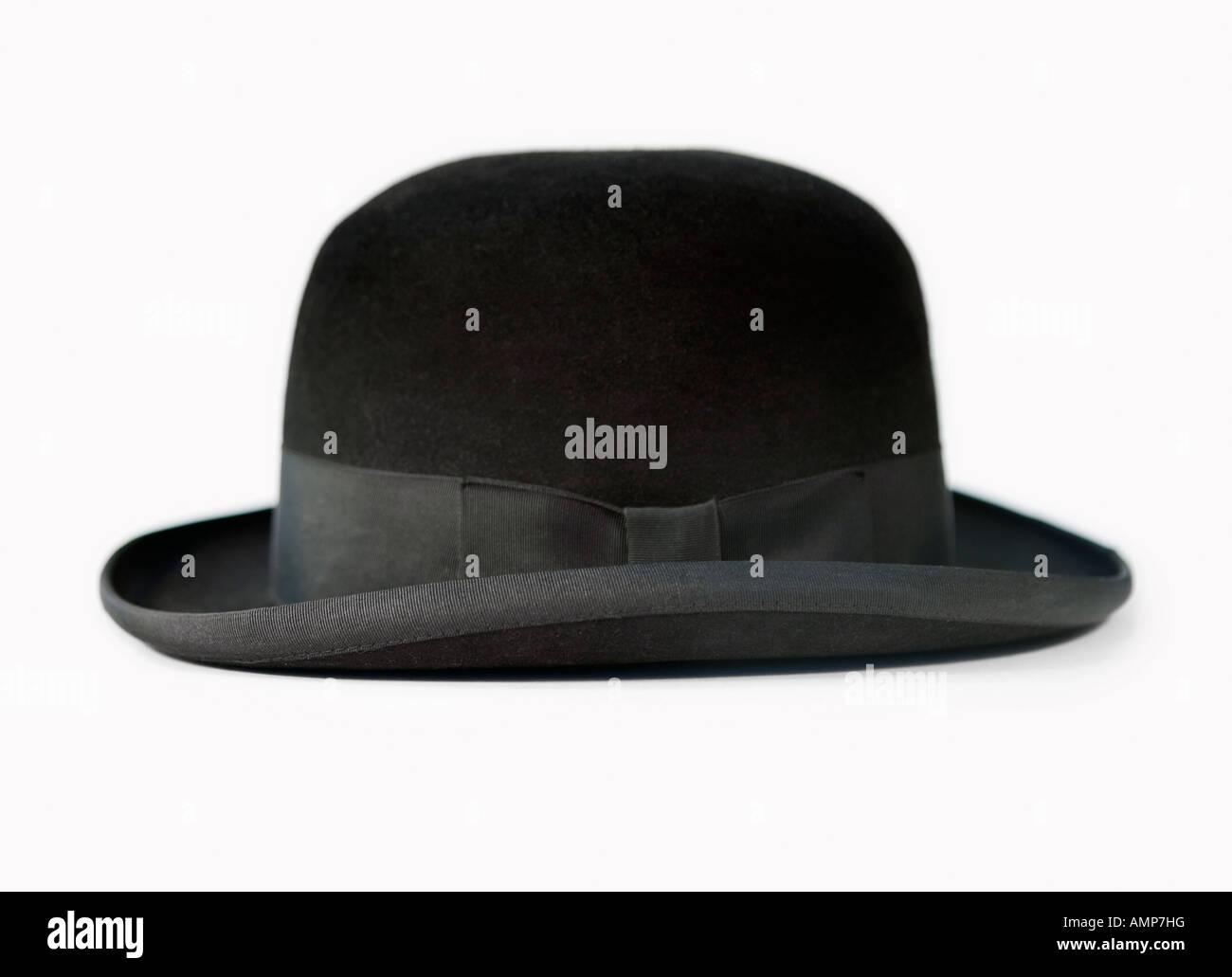 Bowler hat - Stock Image