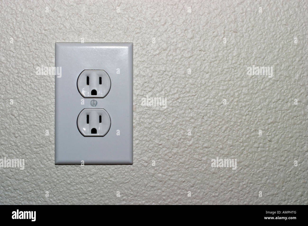 American electrical outlet Stock Photo: 15315951 - Alamy
