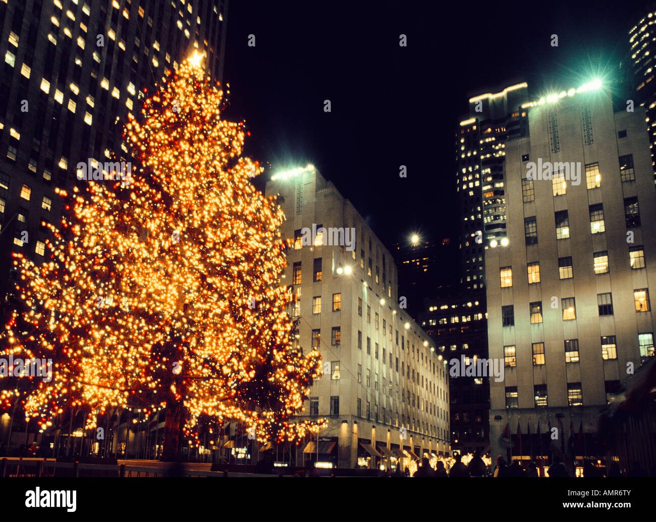 Christmas Tree Nyc Location