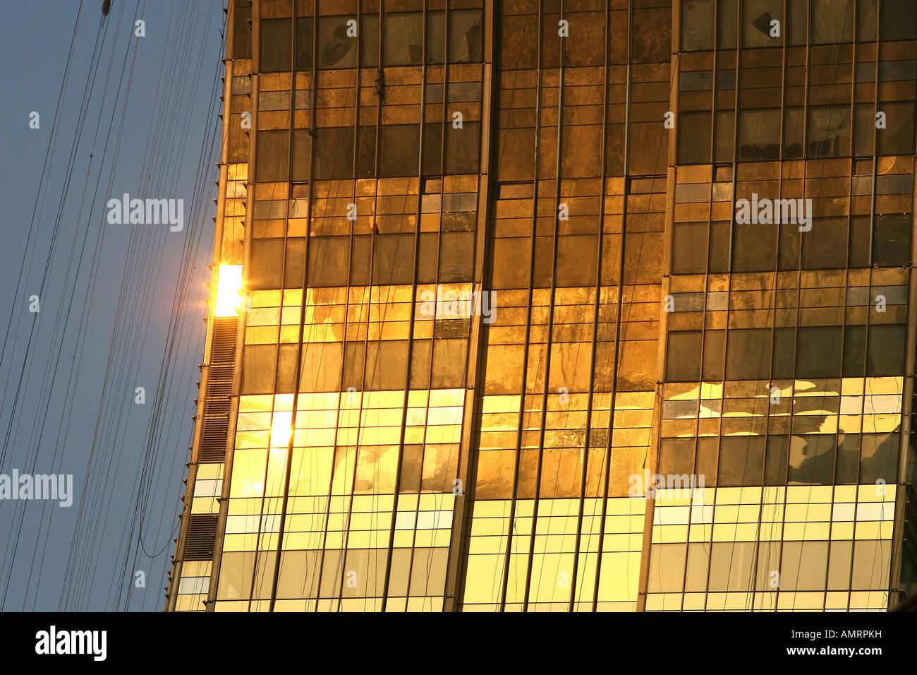 The new Lisboa hotel in Macau China - Stock Image