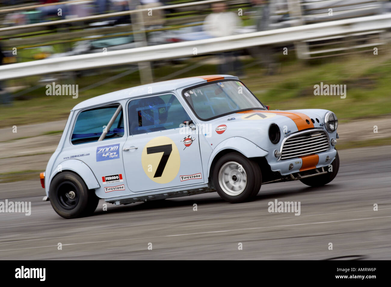 Mini Drag Racing at York Stock Photo: 15327837 - Alamy